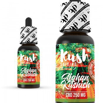 CBD Kush Origins - Afghan Kushish 10 ml 250 mg (1)